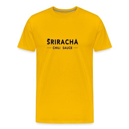 sriracha sauce merch - Men's Premium T-Shirt