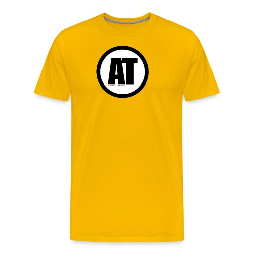 Alwayz Thero Logo - Men's Premium T-Shirt