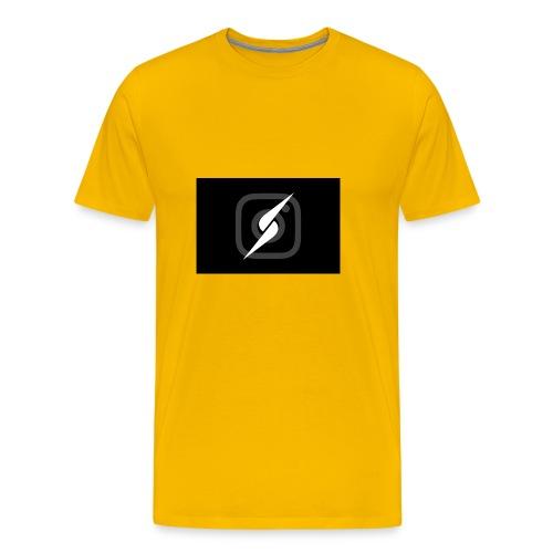 Lucas and andres Logo merch - Men's Premium T-Shirt