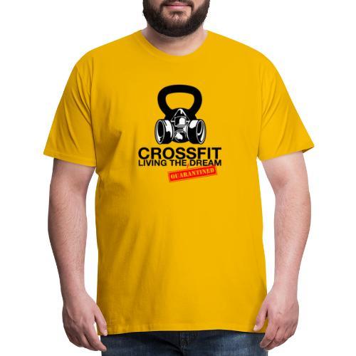 CROSSFIT LTQD - Men's Premium T-Shirt