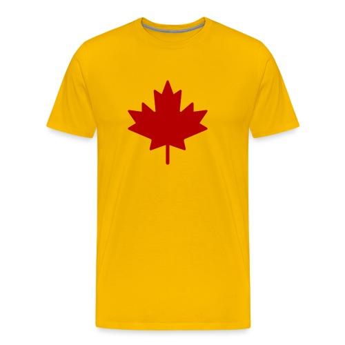 Make Canada Baked Again Mouse pad - Men's Premium T-Shirt
