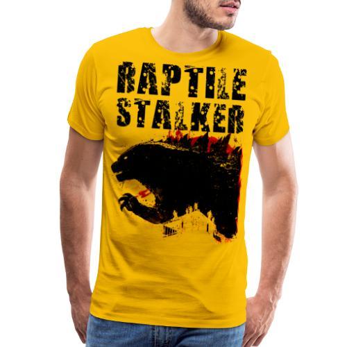 Raptile Stalker - Men's Premium T-Shirt