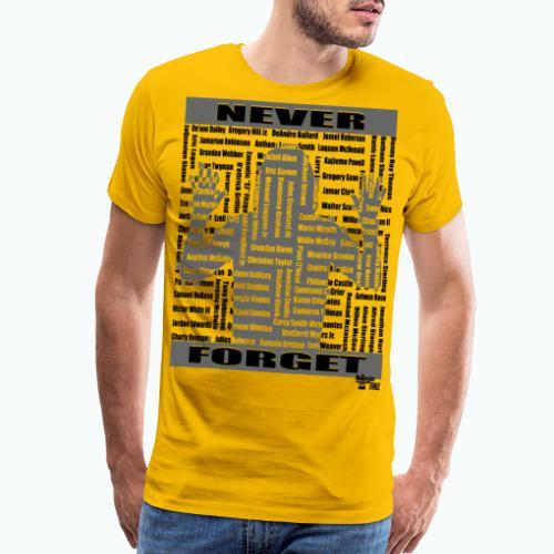 rest in paradise - Men's Premium T-Shirt