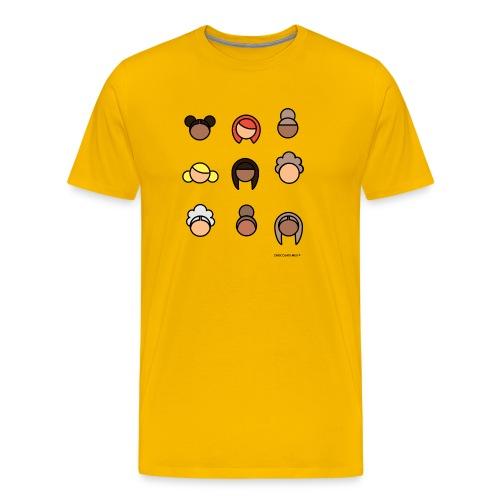 CHOCOLATE MILK Ladies - Men's Premium T-Shirt