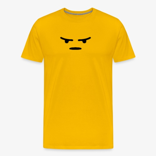 Angry React - Men's Premium T-Shirt