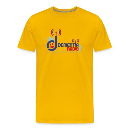 dementiaradiotshirt main - Men's Premium T-Shirt