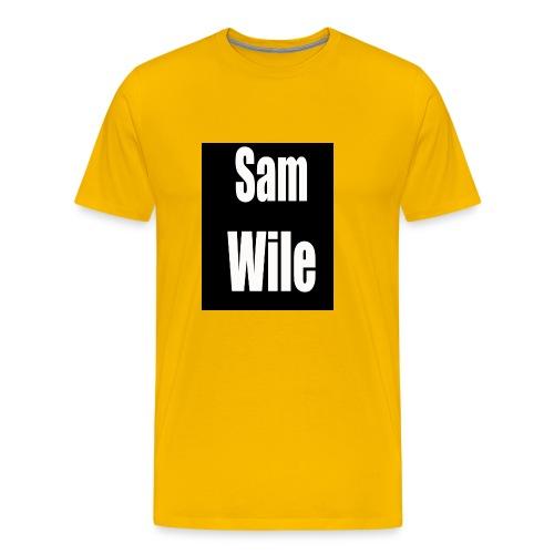 samlogo - Men's Premium T-Shirt