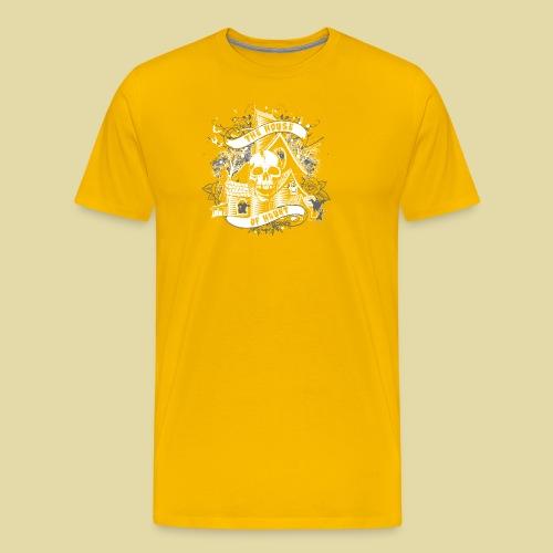 hoh_tshirt_skullhouse - Men's Premium T-Shirt