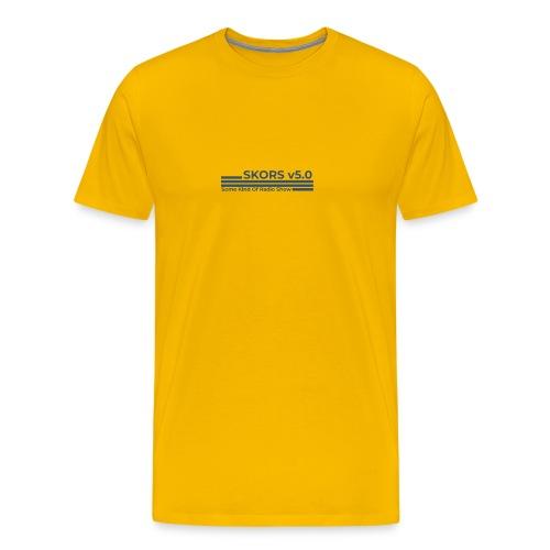 New SKORS Logo - Men's Premium T-Shirt