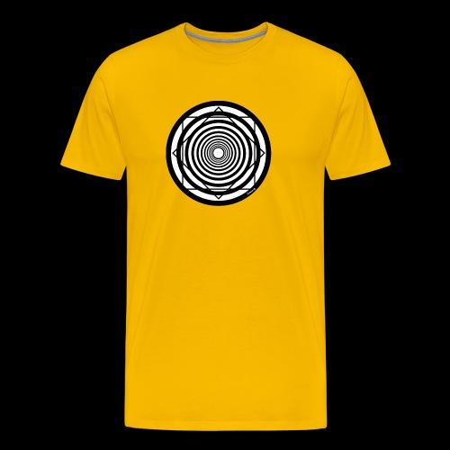 Tripping in a dimension - Men's Premium T-Shirt