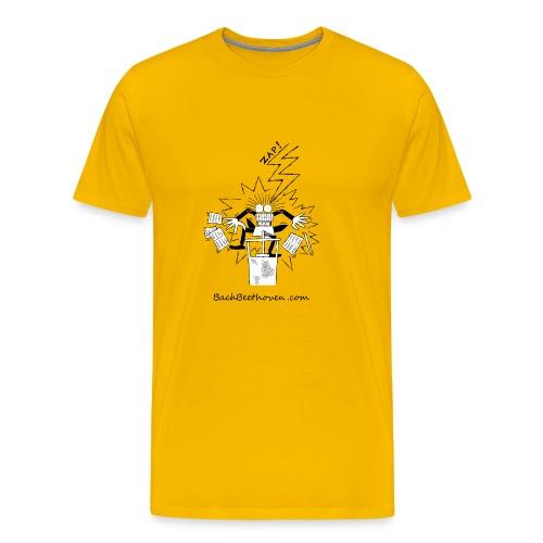 Conductor - Men's Premium T-Shirt