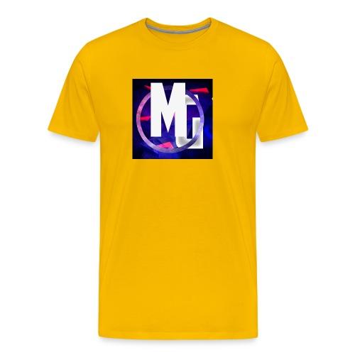 MoneyGamer Logo - Men's Premium T-Shirt