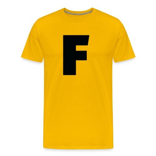 F - Men's Premium T-Shirt