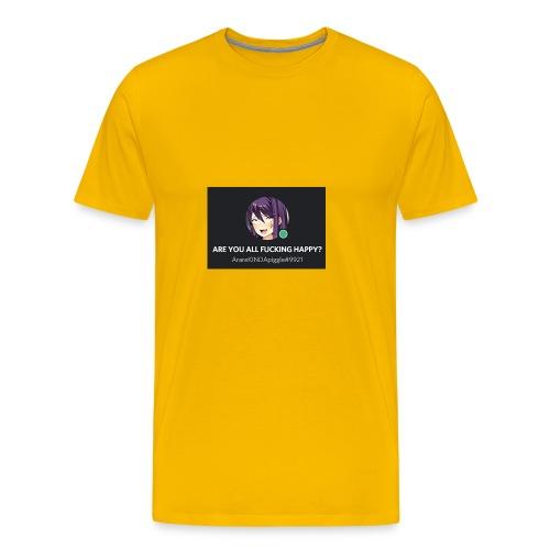 weeabooanus - Men's Premium T-Shirt