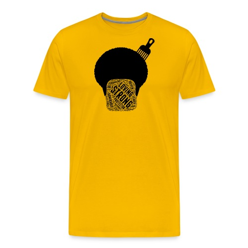 I Am Afro - Men's Premium T-Shirt