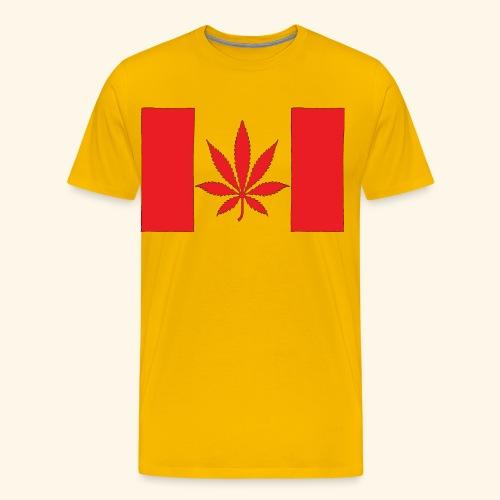 Canada's flag - Men's Premium T-Shirt