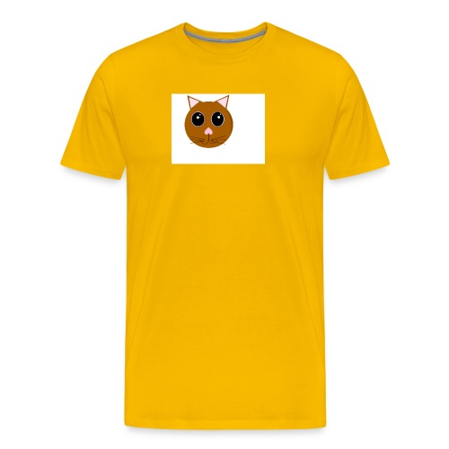 cute_cat - Men's Premium T-Shirt