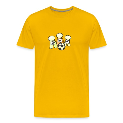 Logo without text - Men's Premium T-Shirt
