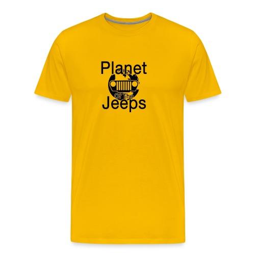 planetjeeps - Men's Premium T-Shirt