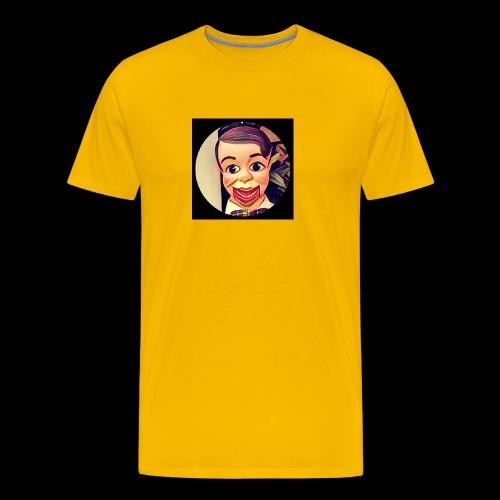 Archie logo xlarge image - Men's Premium T-Shirt
