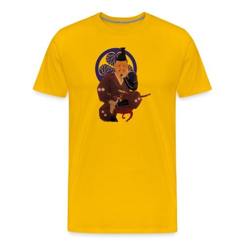 Ieyasu - Men's Premium T-Shirt