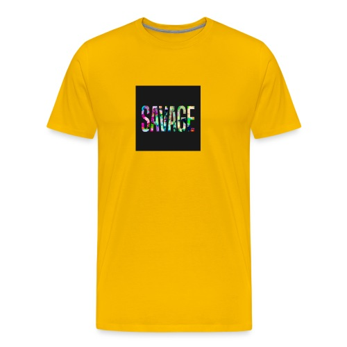 Savage Wear - Men's Premium T-Shirt
