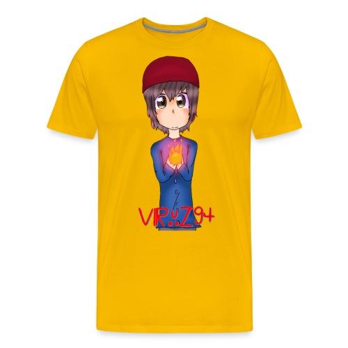 Viruz94, by Farin Draw - Men's Premium T-Shirt