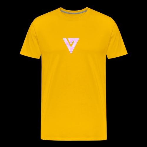 Seventeen Black T-Shirt - Men's Premium T-Shirt