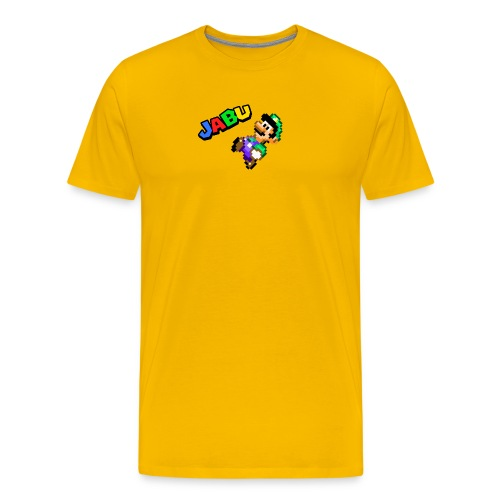 TheJabuBros Luigi Sprite Shirt - Men's Premium T-Shirt