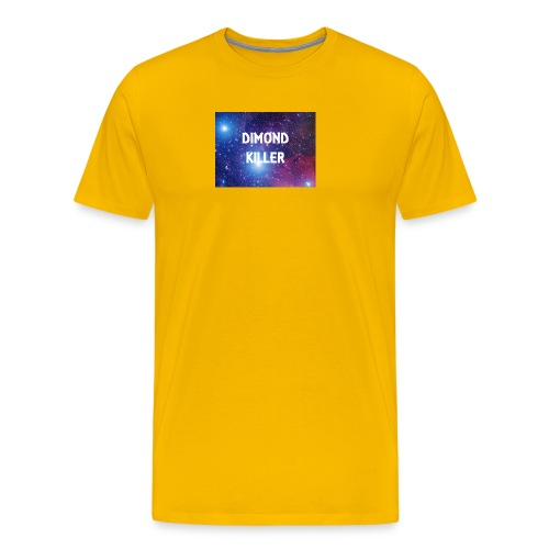 DIOMOND KILLERS MERCH - Men's Premium T-Shirt