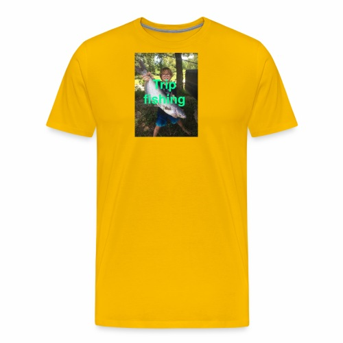 Fishing merch - Men's Premium T-Shirt