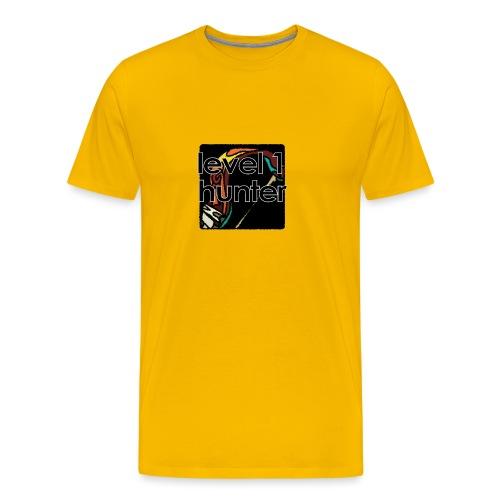 Warcraft Baby: Level 1 Hunter - Men's Premium T-Shirt