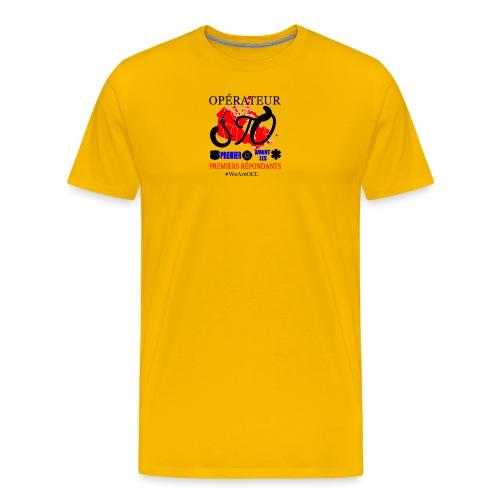 Operateur STO plus size - Men's Premium T-Shirt