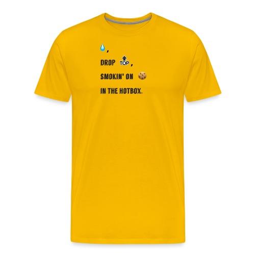 Raindrop - Men's Premium T-Shirt