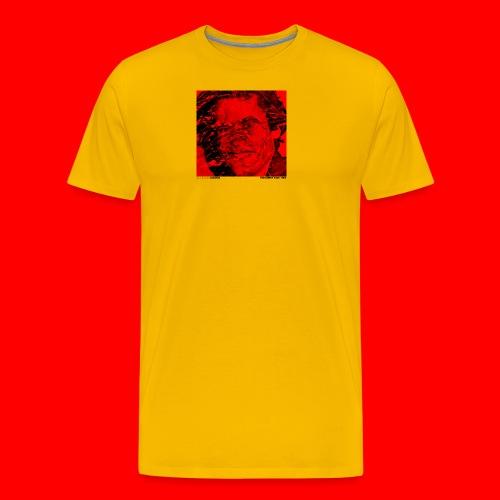 Ted Bundy, portrait of a legend. - Men's Premium T-Shirt