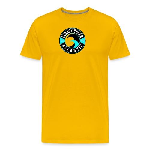 tshirt front - Men's Premium T-Shirt