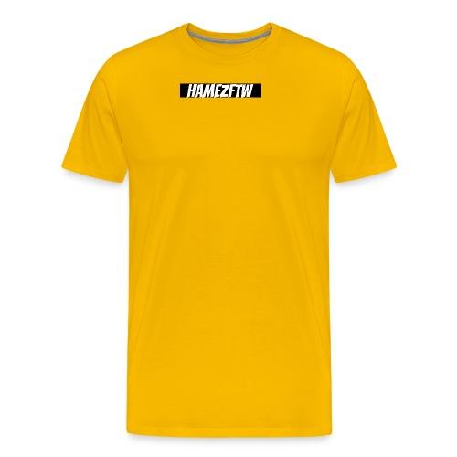 pink-youtube-banner-template_18772 - Men's Premium T-Shirt