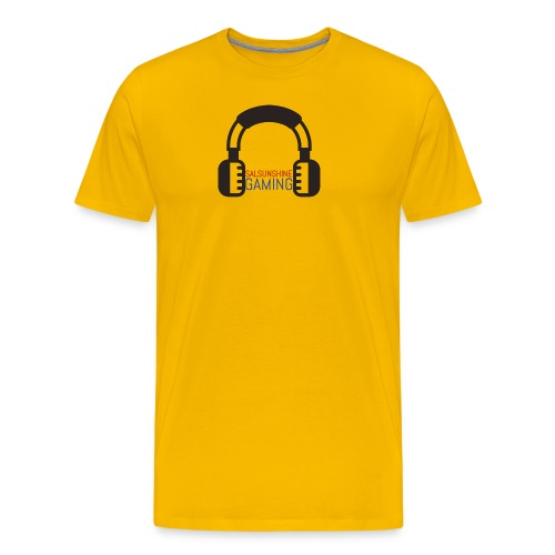 SALSUNSHINE GAMING LOGO - Men's Premium T-Shirt