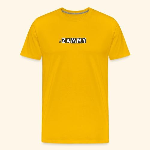 Zammy - Men's Premium T-Shirt