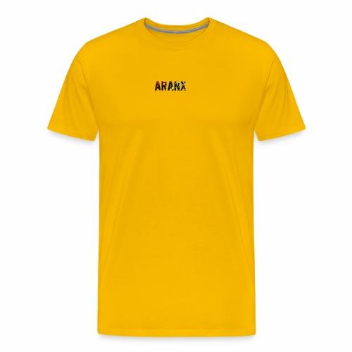 Aranx Logo - Men's Premium T-Shirt