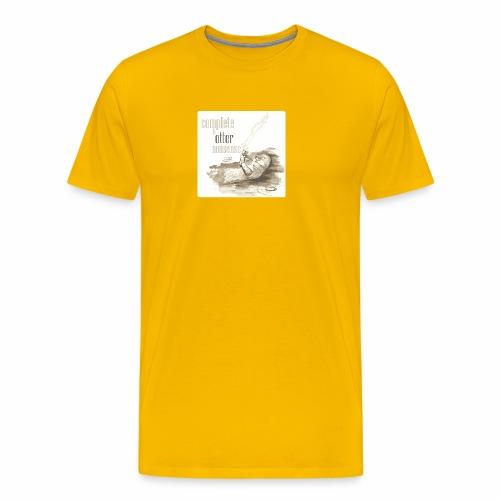complete and otter nonsense - Men's Premium T-Shirt