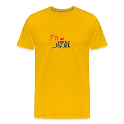 SaltLife_LongWay - Men's Premium T-Shirt