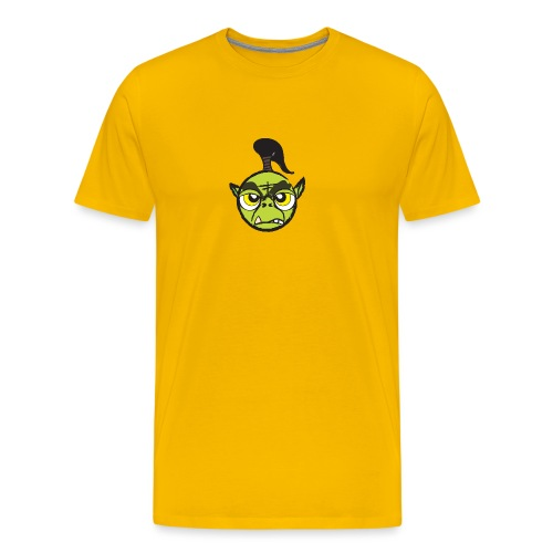 Warcraft Baby Orc - Men's Premium T-Shirt