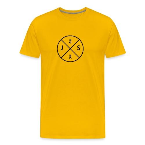 JXS Logo2 - Men's Premium T-Shirt