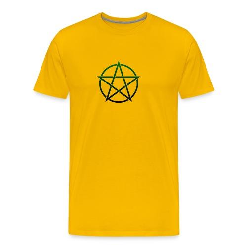 GreenPentagram - Men's Premium T-Shirt
