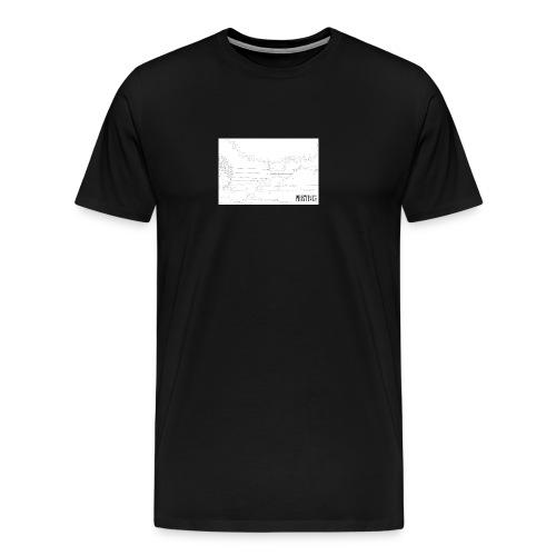 SunLines - Men's Premium T-Shirt