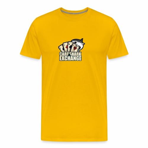 Card Shark 1 - Men's Premium T-Shirt