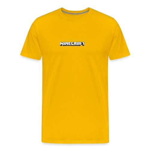 Mincraft MERCH - Men's Premium T-Shirt