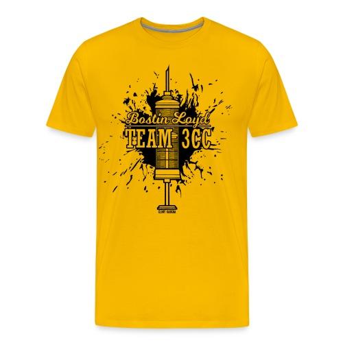 Team3cc Syringe - Men's Premium T-Shirt