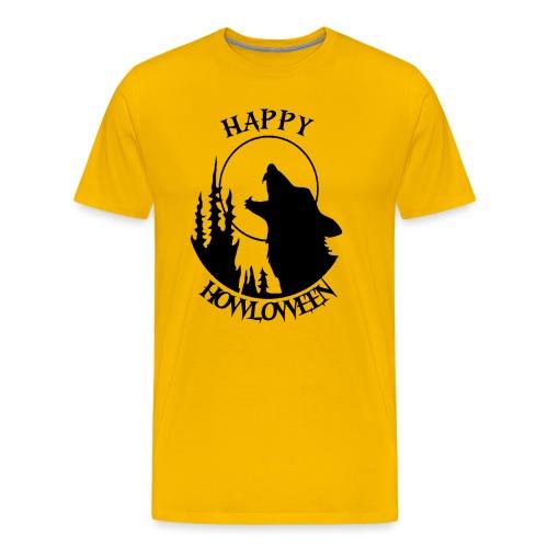 Happy Howloween - Men's Premium T-Shirt